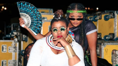 Photo of Is Busiswa & Thandiswa Mazwai Working On A Hit Song?
