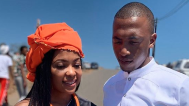 Photo of Dumi Mkokstad Gushes Over His Wife For Her Cancer Initiative To Help People