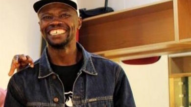 Photo of Kwaito Star Sash Man Mourns His Child