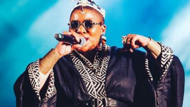 "Photo of Watch! Thandiswa Mazwai Announces New Single From Bongo Maffin ""Gimme Joy"""