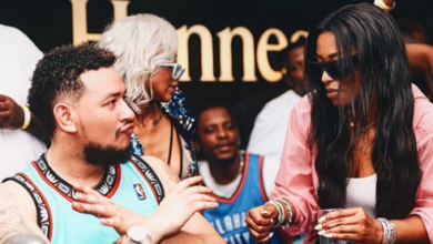 Photo of DJ Zinhle Sends A Cute Clap Back To AKA Using His Own lines Over Radio Charts Spot