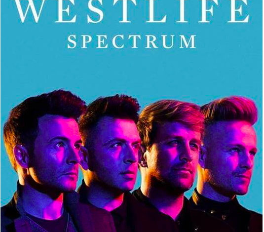 WESTLIFE's NEW ALBUM - SPECTRUM OUT THIS FRIDAY!!