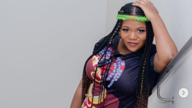 """Photo of Watch! Busiswa Shares Visuals Of """"Open Fire Challenge"""""""