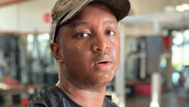 Photo of Pics! Shimza Getting His Summer Body Ready For One Man Show