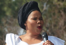 Photo of Gospel Singer Kholeka Reacts To Musica Refusing To Distribute Her Music