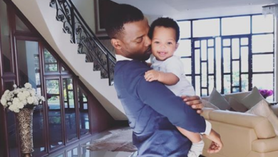 Photo of Watch! Zakes Bantwini Teaching His Son isiZulu Is The Most Adorable Thing