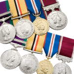 Military Medal Mounting Review-British War Medal-Victory Medal