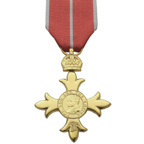 Officer of the British Empire OBE Military
