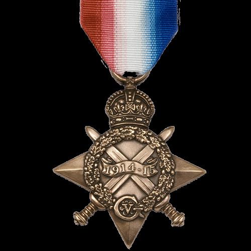 1914-15 Star World War 1 Medal