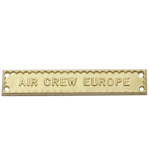 Air Crew Europe Clasp World War 2