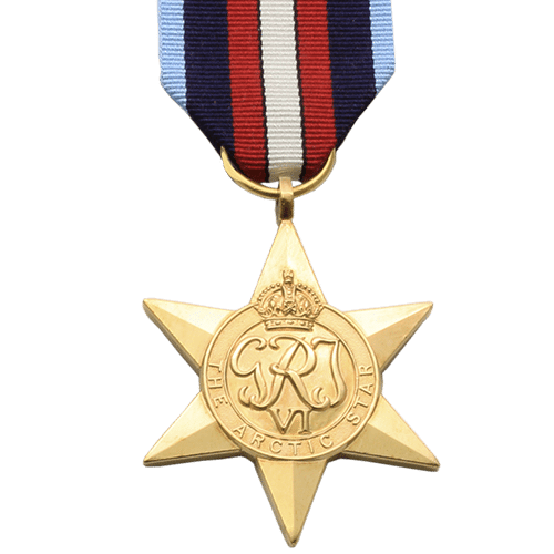 Arctic Star World War 2 Medal • Medal Makers - Commemorative and ...