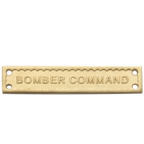 Bomber Command Clasp World War 2