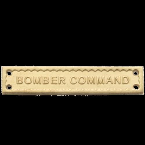 Bomber Command Clasp World War 2
