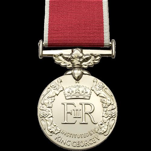 British Empire Medal EIIR Civilian Reverse