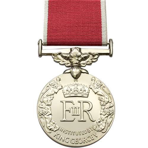 British Empire Medal EIIR Civilian Reverse