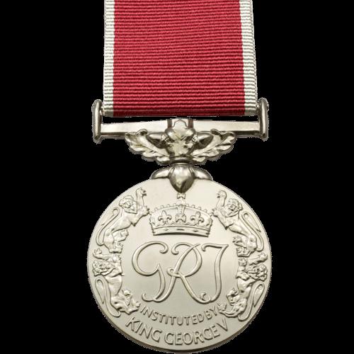 British Empire Medal GVI Civillian Reverse