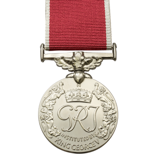 British Empire Medal GVI Civillian Reverse