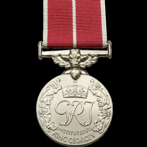 British Empire Medal GVI Military Reverse