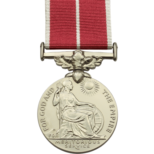 British Empire Medal GVI Military