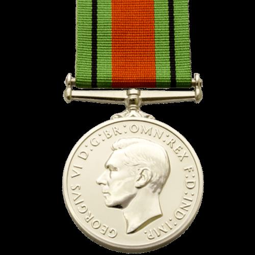 Defence Medal World War 2