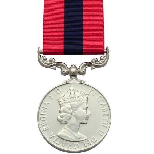 Distinguished Conduct Medal DCM EIIR