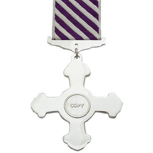 Distinguished Flying Cross DFC GVI Reverse