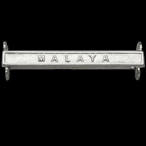 Malaya Clasp Naval General Service