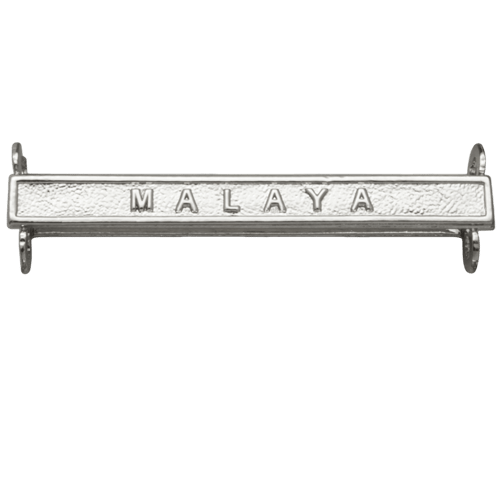 Malaya Clasp Naval General Service