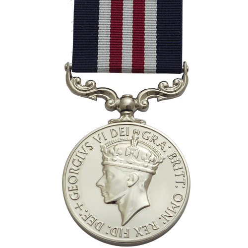 Military Medal MM GVI