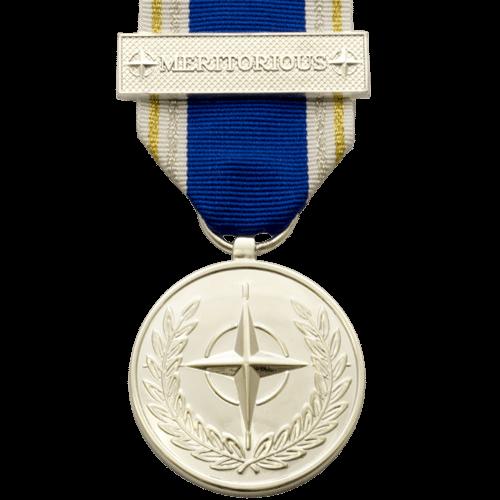 NATO Meritorious Service Medal MSM