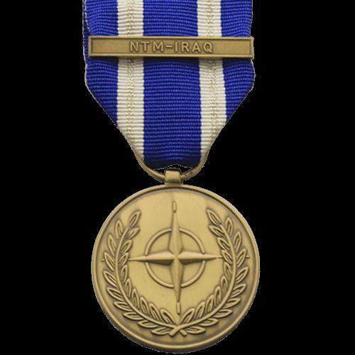 NATO NTM-IRAQ Medal