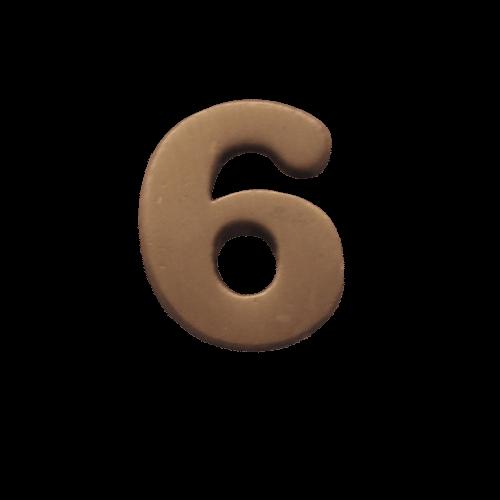 NATO Numeral 6