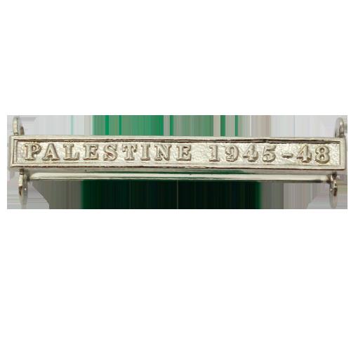 Palestine 1945-48 Clasp Naval General Service NGSM