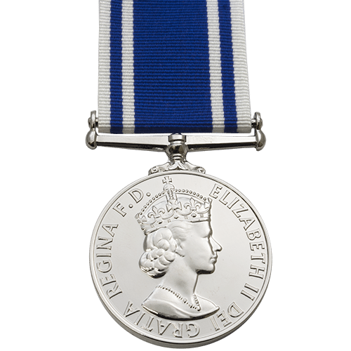 FULL SIZE POLICE LONG SERVICE LSGC MEDAL REPLACEMENT RIBBON CHOICE LISTING