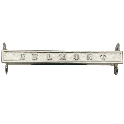 Queens South Africa Clasp BELMONT QSA