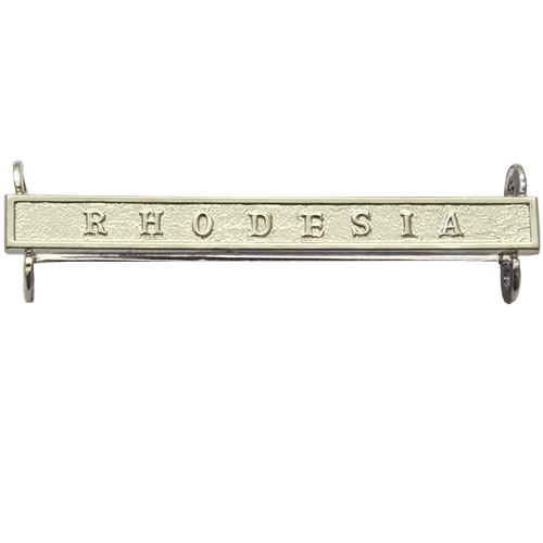 Queens South Africa QSA Clasp RHODESIA