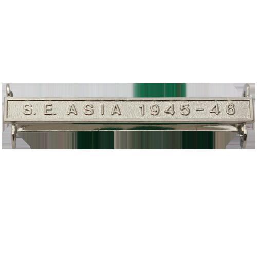 SE Asia 1945-46 Clasp Naval General Service