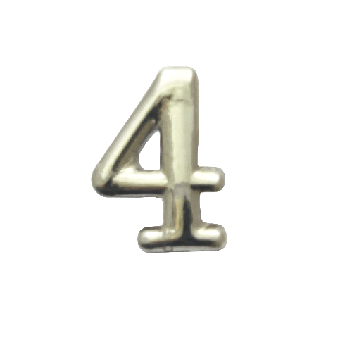 UN NUMERAL 4
