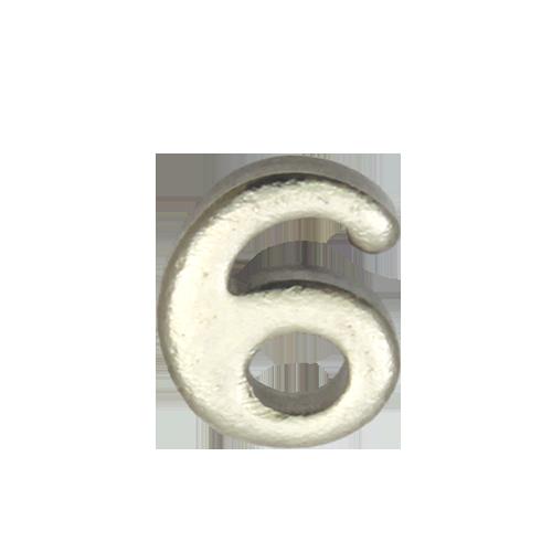UN NUMERAL 6