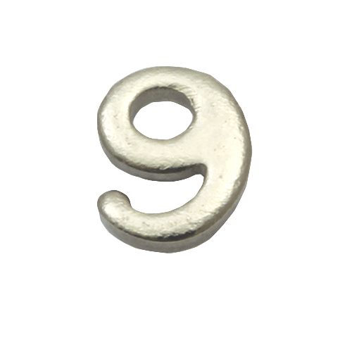 UN NUMERAL 9
