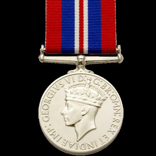 War Medal 1939-45 World War 2