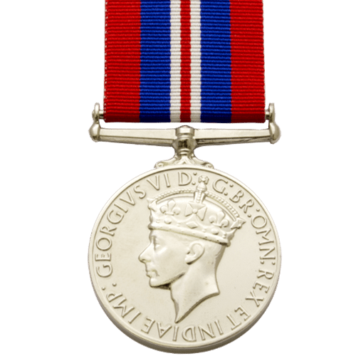 War Medal 1939-45 World War 2