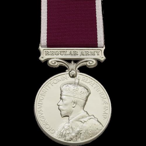 Esercito lungo servizio e buona condotta LSGC medaglia GV