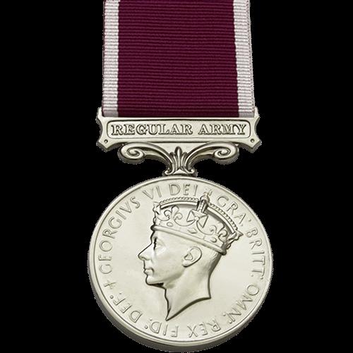 Esercito lungo servizio e buona condotta LSGC medaglia GVI