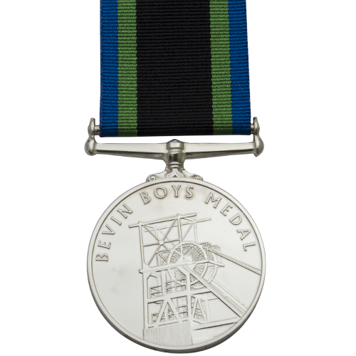 Bevin Boys Commemorative Medal