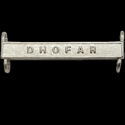 Dhofar Clasp General Service Medal