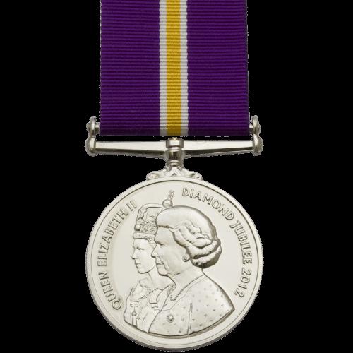 Diamond Jubilee Medal Commemorative