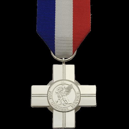 General Service Cross Commemorative Medal