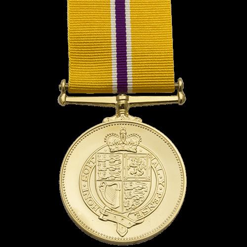 Golden Jubilee Medal Commemorative Reverse