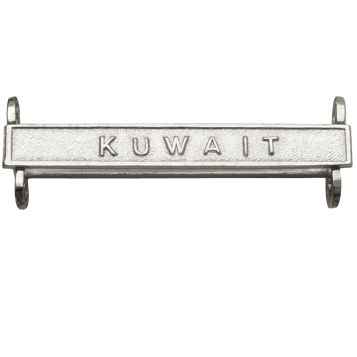 Kuwait Clasp General Service Medal